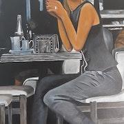 La parisienne. Nelly Larue