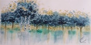 Trees (collection of trees). Bahar