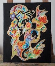 Valeur des formes et Harmonies. Christine Nehlig
