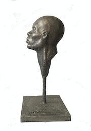 Joven africano. Ángel Gil Cuevas