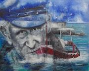 Mémoire d'un pêcheur / Memory of a fisherman.