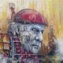 Mémoire d'un sidérurgiste / Memory of a steel worker. Marc Haumont