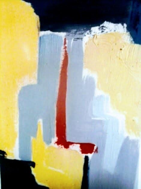 Abstracto 1. Marisol Usandegi