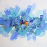 Blue Squares.