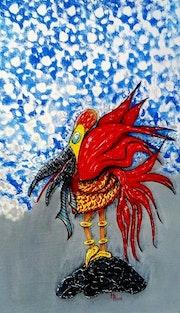 Pták Gryg. Energie Duší