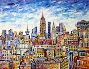 Les toits-terrasses de New York.