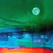 La lune. Akhenak