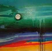 Clair de lune. Akhenak