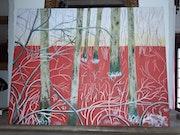 La forêt. Laure Appendini.