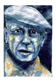 Un tal Pablo Picasso. Fedes