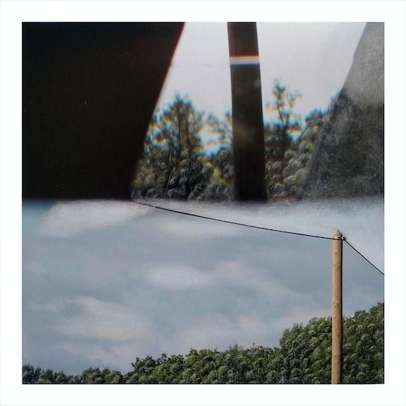 Fenêtre sur route 9-2020. Isoard Aline Art'et Miss