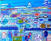 On the sea. Art'et Miss