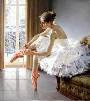 Balerina. Alex Nemakin