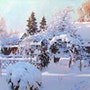 Winter. Alexandr Nemakin
