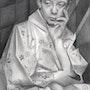 Geesje Kwak – 10-05-21 (sold). Corné Akkers Kunstwerken