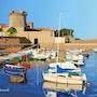 2021-05-10 Fort de Socoa-port de Ciboure. Michel Normand