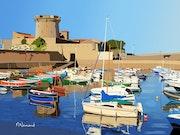 2021-05-10 Fort de Socoa-port de Ciboure.