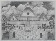 Lotus Palace. Brahma Templeman
