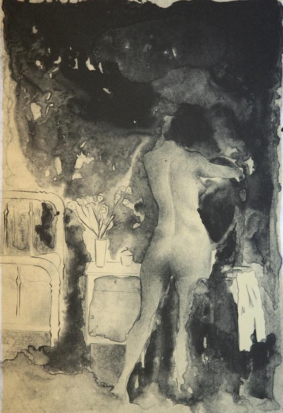 Les toilettes du matin. Juan Arroyo Salom J. A. Salom