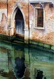 Nostalgia veneciana. J. A. Salom
