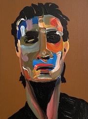 #8 Portrait de mon âme. Hanzo