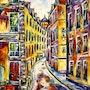 Las calles de parís. Mirek Kuzniar