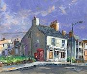 The Corner Shop. Milton Grubert
