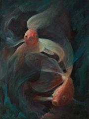 Juegos en el mar. Serie «de la naturaleza». Marcelo Buccella