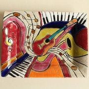 Musique !. Brigitte Damour-Hornberger
