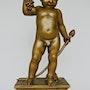 Bacchus enfant. Marc Menzoyan Antiquités