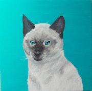 Cat. Juliepaints