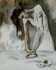 Interprétation Picasso. Bernard Vega