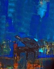 Sonate d'ete pour piano II.