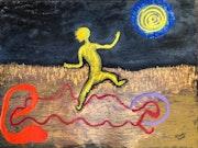 «Dancing in the Moonlight».