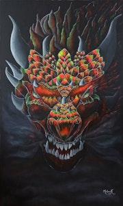 Dragon. Madame k