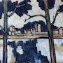 La Seine au Pecq.