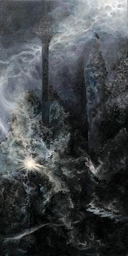 <Le brouillard>. Yixiong Ma
