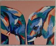 Elephants. Ana