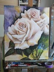 Rose. Christine Venniro