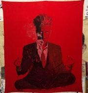 David Lynch sends everyone to the transcendental Painting. Александр Жуковский