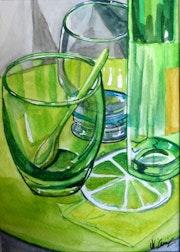 Transparences 6. Ateliers Les Jartdins De Sabila