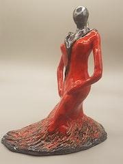 Danseuse espagnole 1. Yveline Loustalot