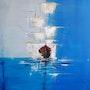 Cuadro abstracto. Yamilet Rodriguez