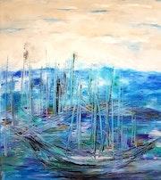 Marine fantôme. Maya Linden