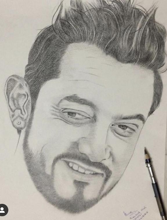 Aamir Khan. Kamlesh Kamlesh Shah