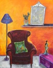 Le vieux fauteuil. Dominique Mansour