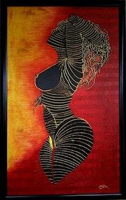 Burning desire (africa). Amin Boustil