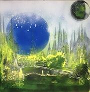Spiritual Black Moon.