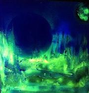 Spiritual Black Moon. Claude Valery