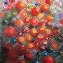 Les bulles. Christiane Gilbert